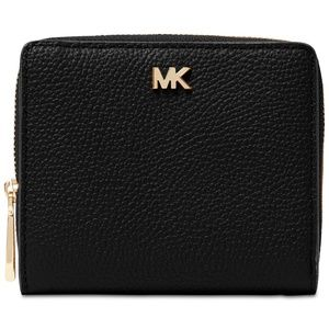 NWT Michael Kors Black Leather Wallet $98